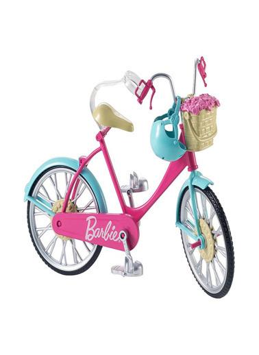 Barbie Barbie'nin Bisikleti DVX55 Renkli